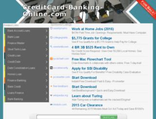 creditcard-banking-online.com screenshot