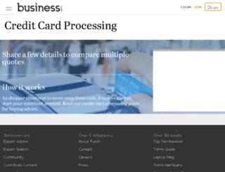 creditcardprocessingprices.com screenshot