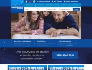 creditocapital.com.br screenshot