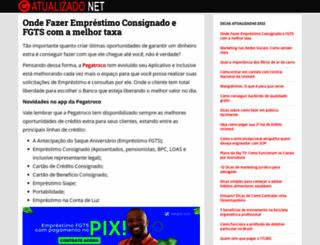creditorial.com.br screenshot