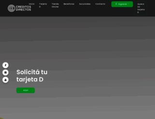 creditosdirectos.com.uy screenshot