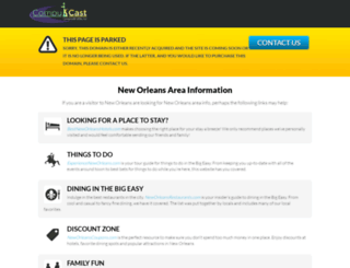 creolecuisine.compucastweb.com screenshot