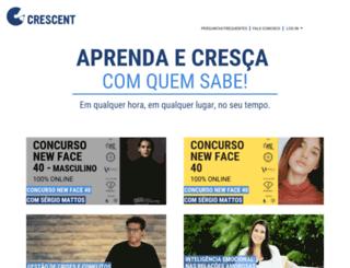 crescent.com.br screenshot