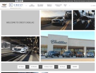 crestcadplano.com screenshot