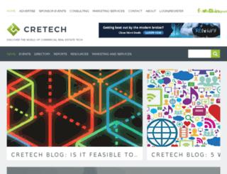 cretechintersect.com screenshot
