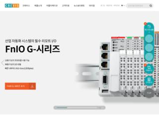 crevis.co.kr screenshot