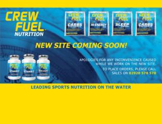 crewfuel.com screenshot