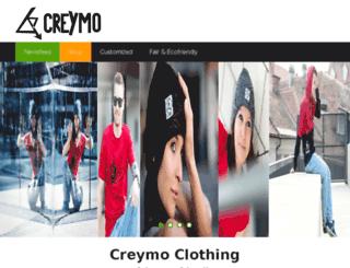 creymo.at screenshot
