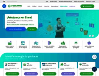 crezcamos.com screenshot