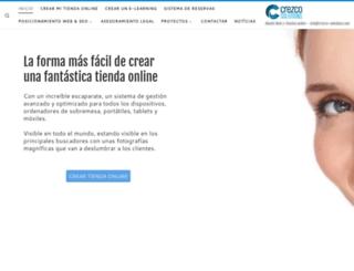 crezco-solutions.com screenshot