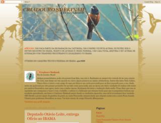criadouroshekinah.blogspot.com screenshot