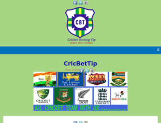 cricbattip.in screenshot
