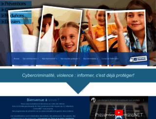 criminonet.com screenshot
