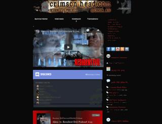 crimson-head.com screenshot