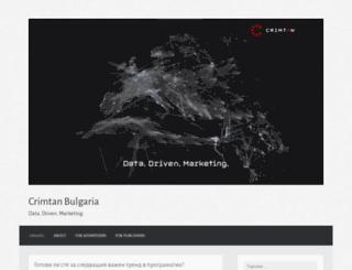 crimtanbulgaria.wordpress.com screenshot