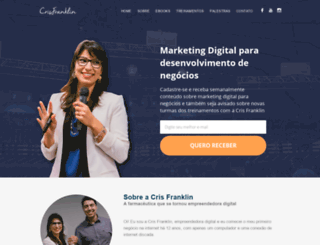 crisfranklin.com.br screenshot