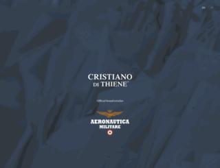cristianodithiene.com screenshot