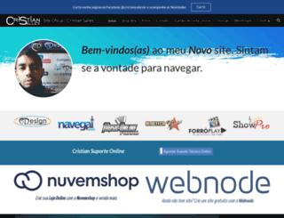 cristiansalles.com screenshot