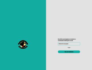 cristovive.com.br screenshot