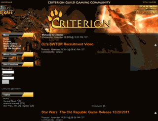 criterionguild.com screenshot