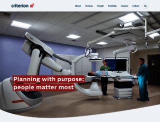 criterionsystems.net screenshot