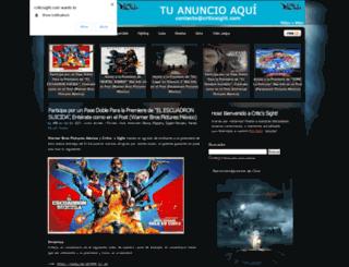 criticsight.com screenshot