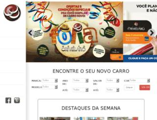 crivelautoshowroom.com.br screenshot