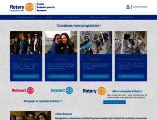 crjfr.org screenshot
