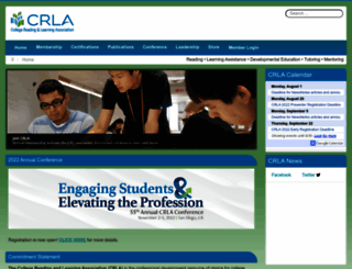 crla.net screenshot