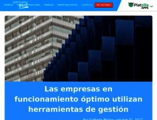 crm-facil.com screenshot