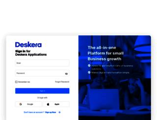 crm.deskera.com screenshot