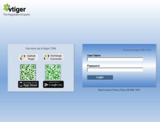 crm.negotiations.com screenshot