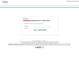 crm.pulpomedia.com screenshot