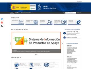 crmflardero.es screenshot