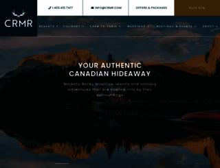 crmr.com screenshot