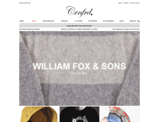 crnfrd.co.uk screenshot