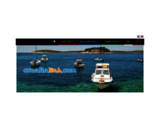 croatialink.com screenshot
