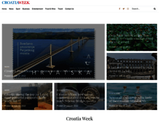croatiaweek.com screenshot