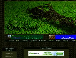 croc-cash.com screenshot