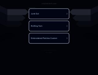 crochet-knit.com screenshot