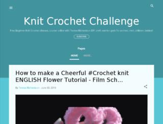 crochetgeek.com screenshot
