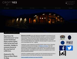 croft103.com screenshot