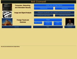 cromwell-intl.com screenshot