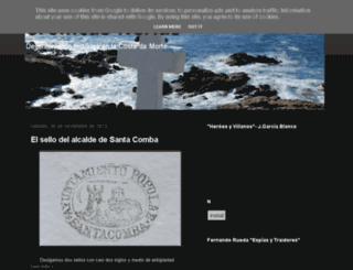 cronicasnerias.blogspot.com.es screenshot