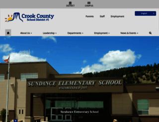 crook1.com screenshot