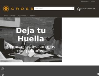 crosschile.cl screenshot