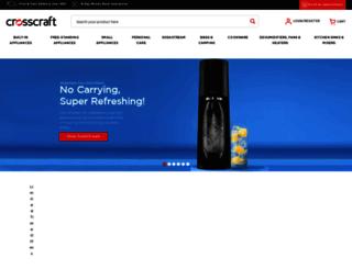 crosscraft.com.mt screenshot