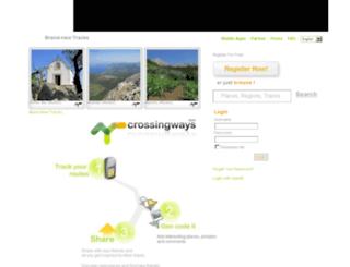 crossingways.com screenshot