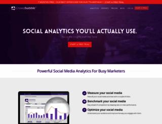 crowdbabble.com screenshot