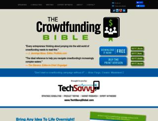 crowdfundingguides.com screenshot